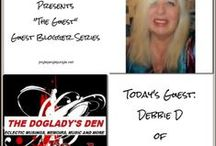 Blog Roll / Personal Favourites of the Blogosphere / by THE DOGLADY'S DEN