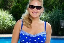 Nautical Swimsuits / Sea worthy swimsuits for women with curves