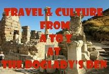 AtoZChallenge 2014 THE DOGLADY'S DEN / TRAVEL & CULTURE from A toZ