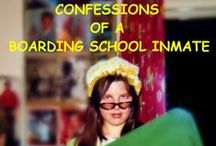 "CONFESSIONS OF A BOARDING SCHOOL INMATE; My Crazy Year in Switzerland / Memoir soon to be in book form, chronicling Sept. 1968 to June 1969 (Changed the title from ""Internat Adventures"" - that was too confusing for some). Still editing, slow going.......Turning into a full-fledged rewrite!"