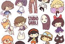 Ghibli Love ❤️
