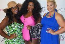 #TCFSwim - Atlanta's First Plus Size Pool Party / The Curvy Fashionista Swim Event #TCFSWIM - Always For Me