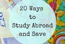 Study Abroad Tips / Are you planning to Study Abroad soon? Here you'll find great tips and advice on how to make the most of your study abroad adventure.