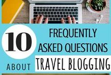 Travel Blogging Tips / Blogging Tips for Travel Bloggers, including tips on how to make money blogging and advice on how to generating income from your blog.
