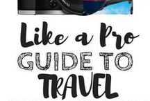 Travel Photography Tips / Take your Travel Photography skills to the next level with these tips and tutorials.