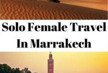 Girls Travel Solo / Find inspiration and advice for your next Solo Travel adventure, Tips for Female Solo Travelers and more