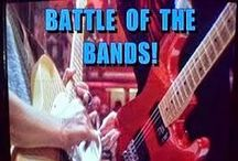 BATTLE OF THE BANDS #BOTB at THE DOGLADY'S DEN / Competing cover songs. Bi-monthly link up, on the 1st and 15th. / by THE DOGLADY'S DEN