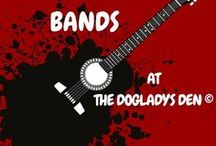 BATTLE OF THE BANDS #BOTB at THE DOGLADY'S DEN / Competing cover songs. Monthly link up, on the 15th.
