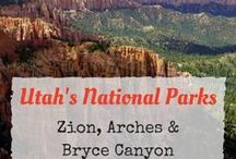Nature & Outdoors / National Parks and Outdoor activities like hiking, kayaking, backpacking and more.