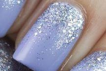 Nails, glitter and glam / Nailpolish
