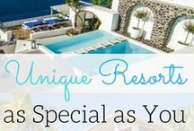 Unique Boutique Hotels / Top destination wedding travel agent per our WeddingWire client reviews! Looking for luxury, comfort, or something totally unique? You've come to the right place! Find some of our favorite little-known boutique and luxury hotels here. www.blisshoneymoons.com