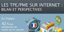 PME / Des chiffres clés et des informations sur les usages des PME.