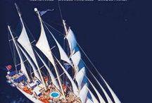 STAR CLIPPERS / Les croisières à bord de grands voiliers. Les grandes traversées, Canal de Panama, Caraibes, Cuba, l'Asie du Sud-Est, la Méditerranée avec Star Clippers.