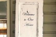 For the Home / by Kris Sladek