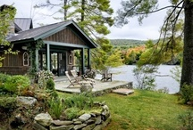 Cabin Fever / Big dreams for a little space.