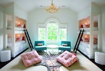 Bunk beds worth the buck! / by Laura Day Design Studio Inc