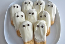 trick your treats. / Halloween snack and meal inspirations for your family.