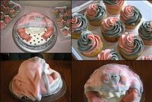 Cake Inspirations!  / Cakes, cupcakes, cake pops and all kinds of ideas for making them / by Jeannine Ross