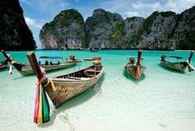 Family Travel Thailand / by Family Travel with Colleen Kelly