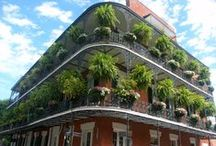 New Orleans, LA / Watch for our visit on your local Public Television Station. / by Family Travel with Colleen Kelly