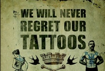 Tat Fever / Well, tattoos of course / by Ashley Willeford Smith
