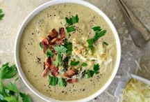 :Soups, Stews + Chili: / by Simply Scratch