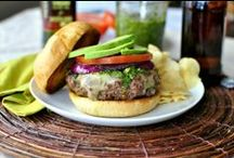 :Burgers + Sliders: / by Simply Scratch