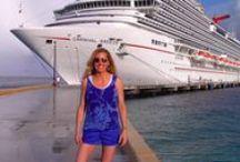 Family Travel Carnival Cruise