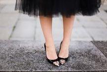 [ tuile skirt ]