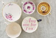 Cuppa / Tea. Glorious Tea.