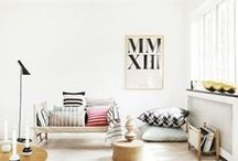 White Wall Design / by Kelly Canales