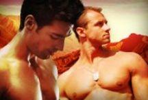 Desert Heat / M/M Military Romance Novella.