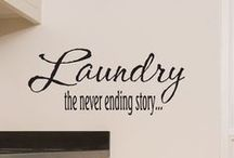 Lovely Launderette's / Home decor