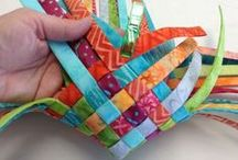 Finding Purpose for Fabric Scraps