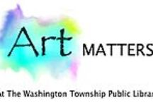 WT ArtMatters / A local artist group that meets monthly at the library