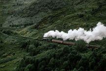 Railroad Journey