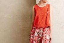 orange. / オレンジ色のおしゃれなファッションアイテム