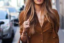 brown.camel / 茶色いおしゃれなファッションアイテム