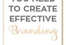 Branding your Business / The best tips and tricks for entrepreneurs on branding your business on social media, with colors, logo design etc. Learn how to stand out in a crowd of other consultants and businesses similar to you! Branding yourself can make your direct sales business soar!