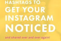 Social Media Hashtags 101 / The best tips and tricks for using social media hashtags to help grow you direct sales business!