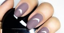 LILAC GREY. / We're in love with all shades lilac grey. From nails, hair to bridesmaid dresses, this is out shade of choice for everything right now