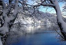 Fotky zima