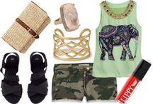 Fashionista / by TeacupsandConfetti