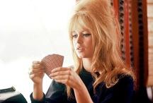 Brigitte Bardot / by TeacupsandConfetti