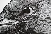 print / by Joan Martin