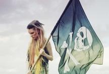 Lady pirate / by TeacupsandConfetti