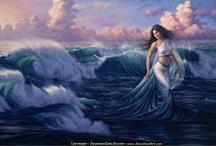 *Beach* / Seashells, fish, whales, mermaids... / by TeacupsandConfetti