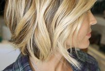 Hair and Beauty Ideas / by Jessica Shutt