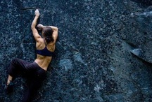 climbing / by Carly Rubin