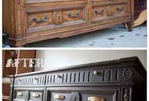 DIY Furniture / Refinishing & building home furniture items.